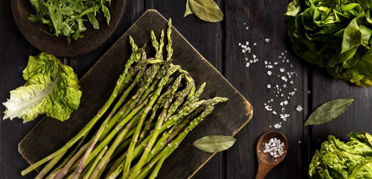 top-view-of-asparagus-with-salad